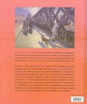 L'impressionnisme ; les peintres de la vie moderne - 4ème de couverture - Format classique