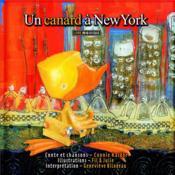 Un canard à New York - Couverture - Format classique