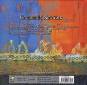 Un canard à New York - 4ème de couverture - Format classique