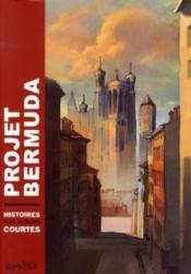 Projet bermuda t.1 - Couverture - Format classique