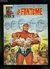 Le Fantome N° 482. - Couverture - Format classique