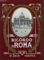 Ricardo Di Roma - Couverture - Format classique
