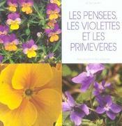 Les Pensees, Les Violettes Et Les Primeveres - Intérieur - Format classique