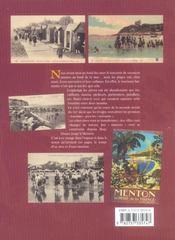 Un siècle de bords de mer, 1850-1950 - 4ème de couverture - Format classique