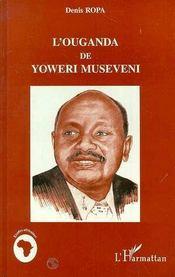 L'ouganda de yoweri museveni - Intérieur - Format classique