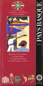 Pays basque. France - Intérieur - Format classique