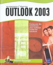 Vente livre :  Outlook 2003  - Collectif