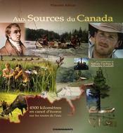 Sources Du Canada (Aux) - Intérieur - Format classique