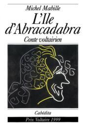 Ile D'Abracadabra (L') - Couverture - Format classique