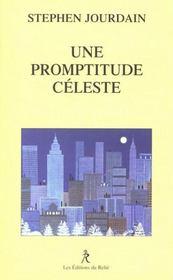 Une Promptitude Celeste - Intérieur - Format classique