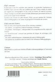 Sans Toit Ni Loi, D'Agnes Varda - 4ème de couverture - Format classique