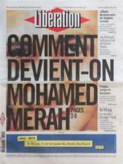 Liberation N°9601 du 24/03/2012 - Couverture - Format classique