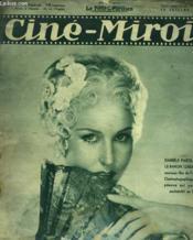 Cine Miroir - Couverture - Format classique