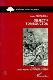 Objectif Tombouctou - Couverture - Format classique