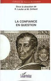 La Confiance En Question - Intérieur - Format classique