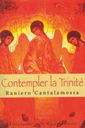 Contempler la Trinité - Couverture - Format classique