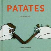 Patates - Couverture - Format classique