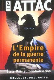 L'Empire De La Guerre Permanente - Intérieur - Format classique