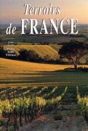 Terroirs de france - Couverture - Format classique