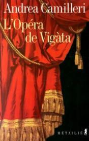 L'opèra de Vigàta - Couverture - Format classique