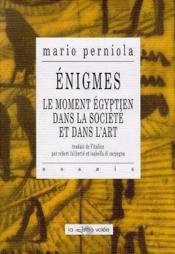 Enigmes - Couverture - Format classique