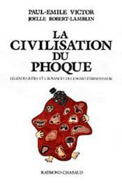 Civilisation Du Phoque Volume 2 - Couverture - Format classique