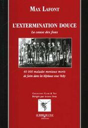 Extermination Douce (L') - Intérieur - Format classique