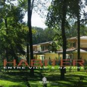Habiter entre ville et nature - Couverture - Format classique