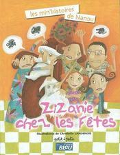 Zizanie Chez Les Fetes - Couverture - Format classique