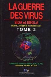 La Guerre Des Virrus T2 - Intérieur - Format classique
