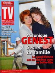 Tv Magazine La Nouvelle Republique N°20503 du 24/03/2012 - Couverture - Format classique