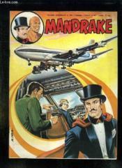 Mandrake N° 451. Les Pirates De L Air. - Couverture - Format classique
