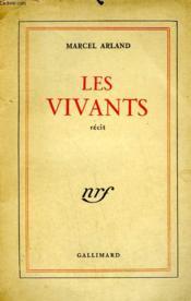 Les Vivants. - Couverture - Format classique