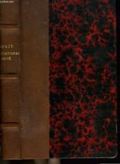 PRECIS DE DROIT INTERNATIONAL PRIVE. 4e EDITION. - Couverture - Format classique