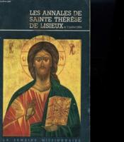 Les Annales De Sainte-Therese De Lisieux N°7 - La Semaine Missionnaire - Couverture - Format classique