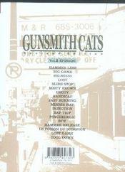 Gunsmith cats t.2 - 4ème de couverture - Format classique