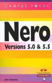 Nero. Versions 5.0 & 5.5 - Intérieur - Format classique