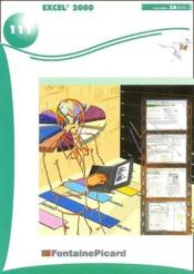 Excel 2000 – Jean-Marie Cardoni – ACHETER OCCASION – avril 2004