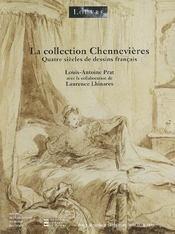 Collection chennevieres 4 siecles de dessins francais - Intérieur - Format classique
