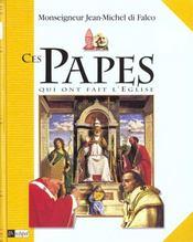 Ces papes qui ont fait l'Eglise - Intérieur - Format classique