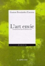 Art Envie (L') - Couverture - Format classique