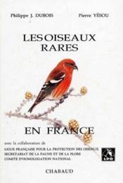 Oiseaux Rares - Couverture - Format classique