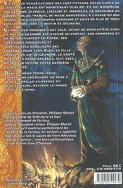 Sardequins 1 - 4ème de couverture - Format classique