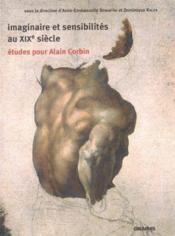 Imaginaire Et Sensibilites Au Xixe Siecle, Etudes - Couverture - Format classique