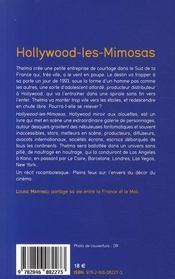 Hollywood market - 4ème de couverture - Format classique