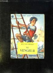 Le Vengeur. - Couverture - Format classique