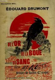 De L'Or De La Boue Du Sang. Du Panama A L'Anarchie. - Couverture - Format classique