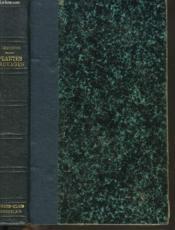 Les Cahiers Ruraux Iii. Plantes Sauvages. - Couverture - Format classique