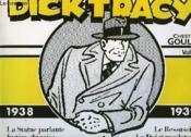 Dicktracy - Volume 3 - Couverture - Format classique