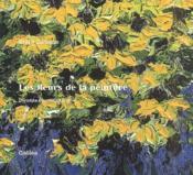 Les fleurs de la peinture - Couverture - Format classique